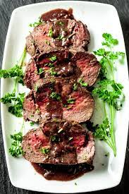It's excellent for tailgating before football video games or whenever of year. Beef Tenderloin Roast With Red Wine Sauce Chew Out Loud