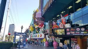 M M Store On The Vegas Strip Kuva The Strip Las Vegas Tripadvisor
