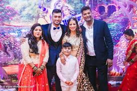 South Indian Wedding Reception Photography Chaytania Shweta South Indian Marriage Reception Photos