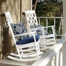 white rocking chair white outdoor rocking chairs cushions white wooden rocking chair