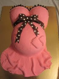 595 Best Cake 1 Baby ShowerChristening Images On Pinterest Belly Cake For Baby Shower