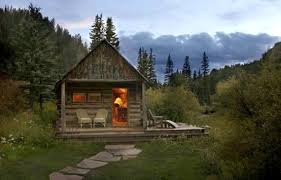 Related Image Of Small Lake Cabin Plans Exterior Rustic With Artisan  Asheville Small Lake Cabin Designs