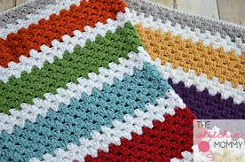Free Crochet Blanket Patterns Inspiration 48 Free Crochet Blanket Patterns For Beginners FaveCrafts
