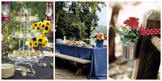outdoor party decoration ideas summer