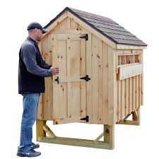 Chicken Coop Designs For 6 Hens Cottage Style 4x6 Chicken Coop Up To 15 Chickens
