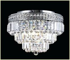 decoration crystal flush mount chandelier unique enthralling at chandeliers stylish martina chrome finish 3 light