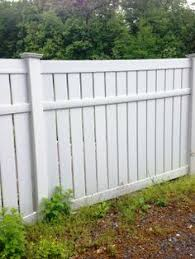 Image Steel Semiprivacy Vinyl Fence Walpole Outdoors 462 Best Vinyl Fence Images Fencing Privacy Fences Chain Link Fence