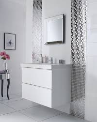 White Mosaic Bathroom Mosaic Bathroom Tile Ideas Design Ideas Pictures Inspiration And