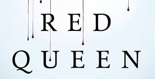 red queen book cover photo
