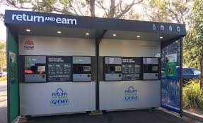 Reverse Vending Machine Awesome Menai's New 48 Cents Refund Machines St George Sutherland Shire