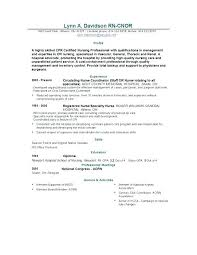 Grad Nurse Cover Letter New Grad Resume With No Experience New Grad ...