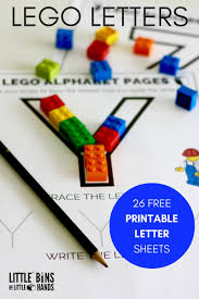Esl phonics & phonetics worksheets for kids download esl kids worksheets below, designed to teach spelling, phonics, vocabulary and reading. Practice Writing With Lego Letters Little Bins For Little Hands