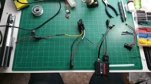 how to install hid kits no risk of damaging factory wiring follow this diagram for your wiring it s very simple refer to the below picture for my finished harness to see each piece