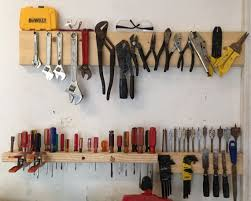 diy wood tool cabinet. easy diy tool solution idea: use scrap wood to store tools on the wall! diy cabinet