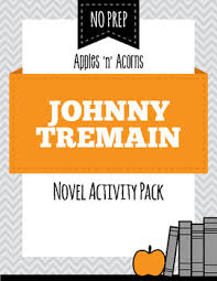 johnny tremain novel study teaching resources teachers pay teachers johnny tremain johnny tremain