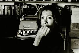 joan didion on self respect brain pickings joan didion her typewriter in brentwood 1988 photograph nancy ellison