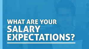 What Are Your Salary Expectations Interview Preparation Youtube