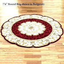 8 foot round rug 5 ft round rug cool foot area rugs 8 wool marvelous