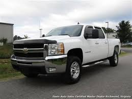 2008 Chevrolet Silverado 2500 Hd Crew Cab Work Truck For Sale ...