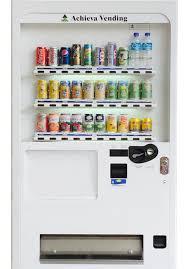 Best Locations For Vending Machines Classy Contact Achieva Vending Singapore's Best Vending Machine Service