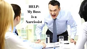 How To Deal With A Narcissistic Boss Youtube