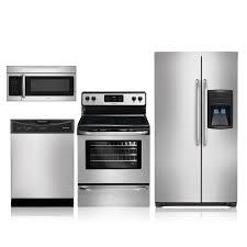 Best Deals Kitchen Appliances Kitchen Stainless Steel Kitchen Appliance Package Within Best