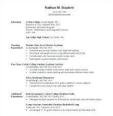 Skills Of A Teacher Resume – Xpopblog.com