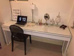ikea desk besta burs dressing table