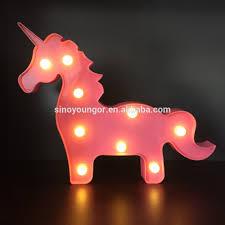 Popular Unicorn Led Light Christmas Holiday Letter Light Sign Buy Merry Christmas Led Sign Led Letter Lights Sign Unicorn Led Light Product On