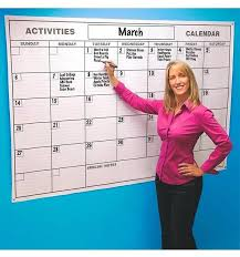 magnetic wall calendar large dry erase wall calendar planner organizer planner calendar planner erase wall