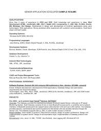 Sample Resume With Qualifications Zromtk Awesome Qualification Summary Resume