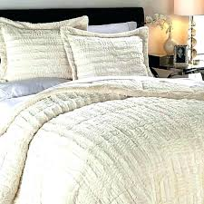 faux fur comforter twin cream twin comforter faux fur comforter photo 1 of 9 concierge collection faux fur comforter twin