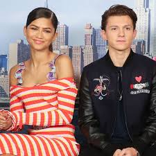 Tomdaya / tom holland x zendaya. Zendaya Called Tom Holland Out For Tagging Her In The Most Nsfw Place In An Instagram Photo