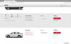 Car Rental Application Car Rental Application Development Cost Timeline And Features