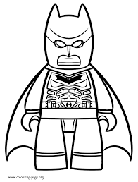 Small Picture Coloring Pages Batgirl Lego Batman Movie Coloring Pages Printable