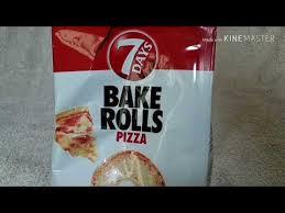 Unboxing Bake Rolls Pizza Odcinek5 Youtube