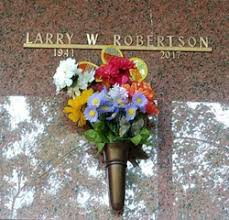 Larry Wayne Robertson (1941-2017) - Find A Grave Memorial