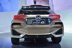 new car release malaysia2018 Honda Avancier SUV Malaysia Spy Interior specs