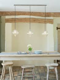 pendant lights luxurious triple kitchen