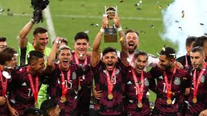 Maybe you would like to learn more about one of these? Mexico Beat Honduras To Win Concacaf Olympic Qualifying Tournament As Com