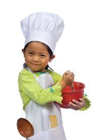 cooking kid