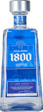 1800 tequila reserva silver sal s