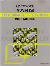 2009 toyota yaris wiring diagram manual original toyota yaris 1.3 engine diagram Toyota Yaris Engine Diagram #33