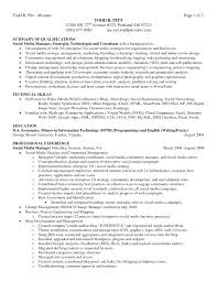 Technical Skills On A Resume Amazing Technical Skill Examples For A Resume Human Resources Resume