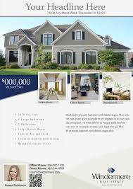 House Flyer Template House Flyer Template IT Resume Cover Letter Sample 1