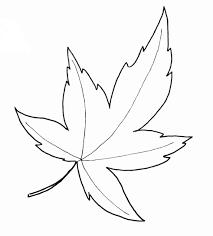 Beautiful Autumn Leaf Template Free Printables Resume Templates Free ...
