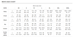35 Memorable Ski Bib Size Chart