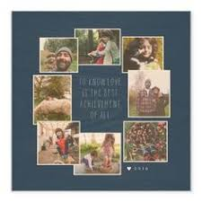 round photo collage wood wall art single piece 16 x 16 inches dynamiccolor on personalized photo collage wall art with canvas photo collage gift personalized wedding pictures photo