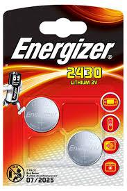 Купить <b>Батарейка</b> литиевая <b>Energizer CR2430</b>, 2 шт с доставкой ...