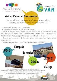 Romantic Bergeracois Camp In Van Rental Fitted Vans
